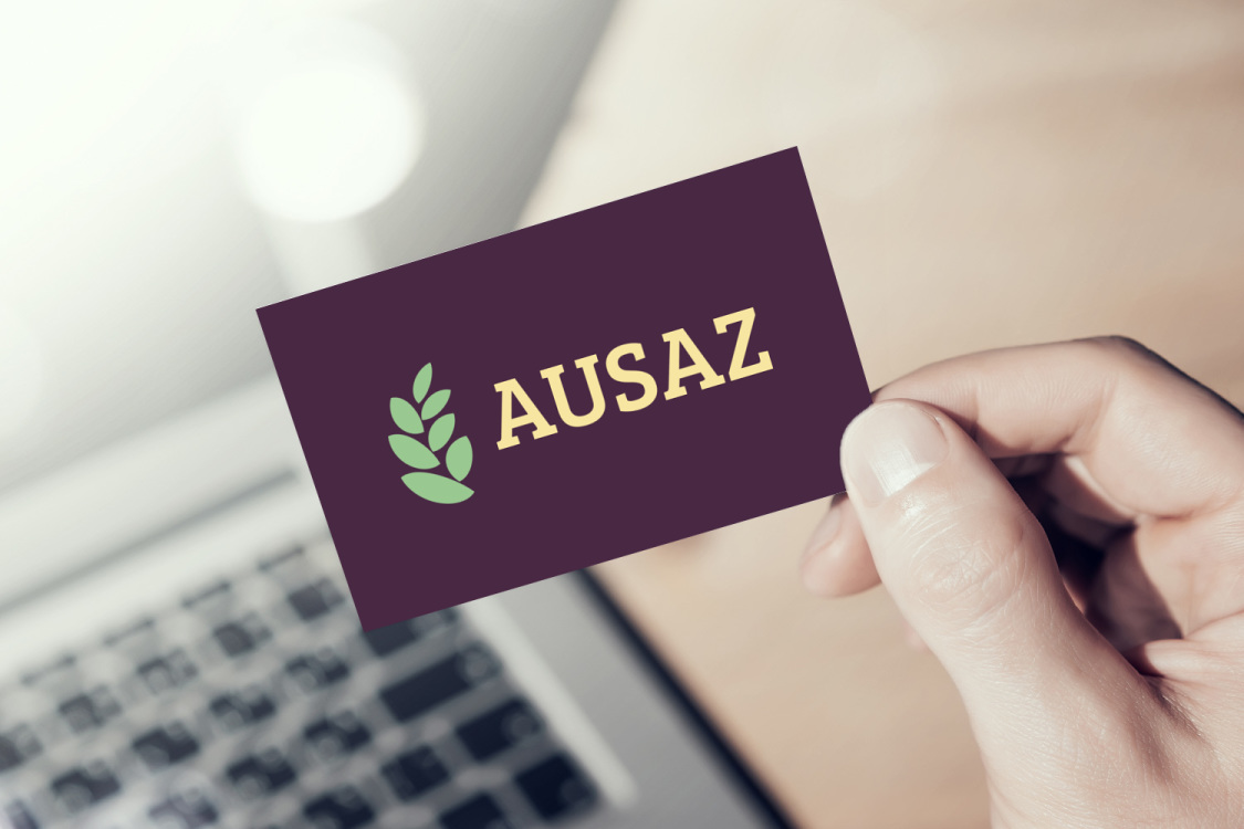 Sample branding #1 for Ausaz