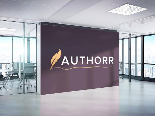 Sample branding #2 for Authorr