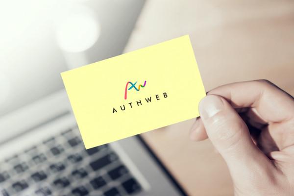 Sample branding #2 for Authweb