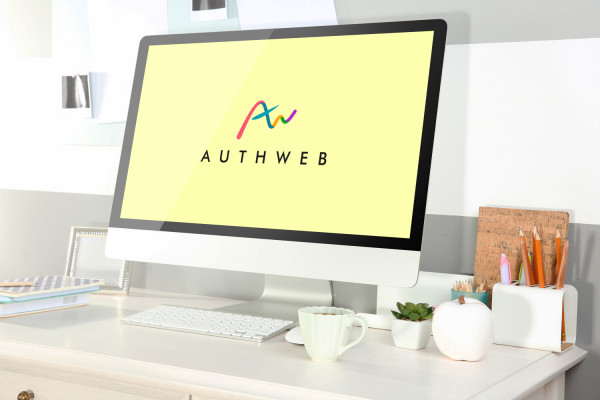 Sample branding #1 for Authweb