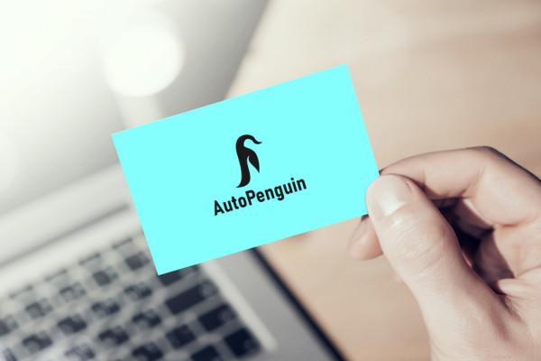 Sample branding #1 for Autopenguin
