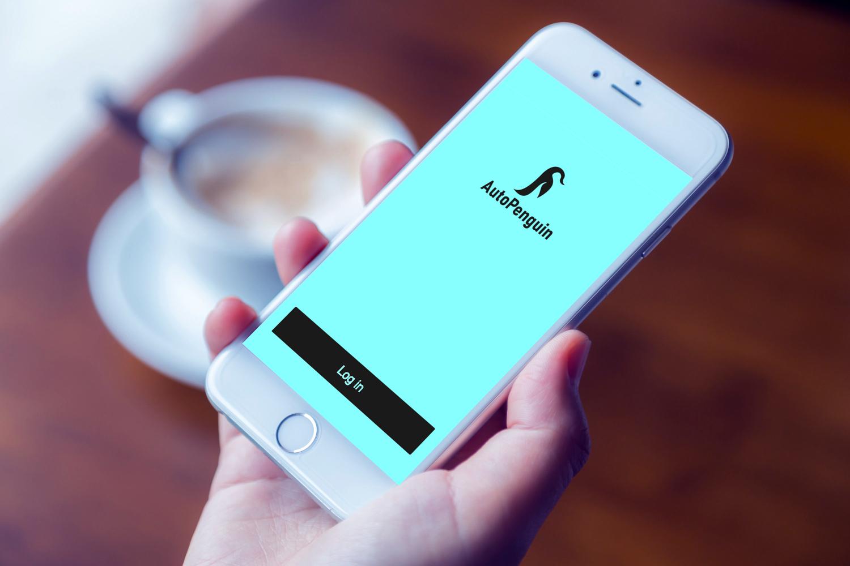 Sample branding #2 for Autopenguin