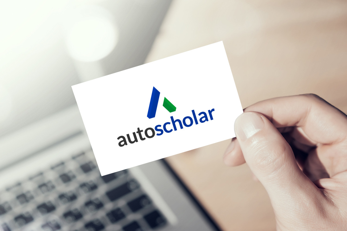 Sample branding #3 for Autoscholar