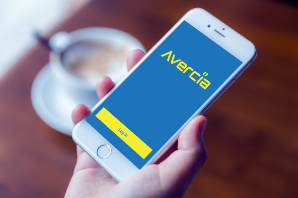Sample branding #1 for Avercia