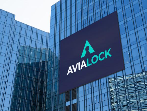 Sample branding #1 for Avialock