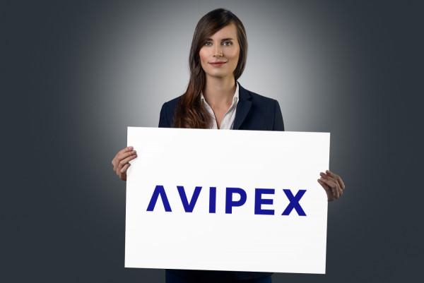 Sample branding #2 for Avipex