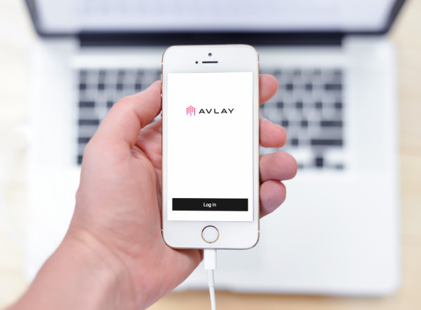 Sample branding #2 for Avlay