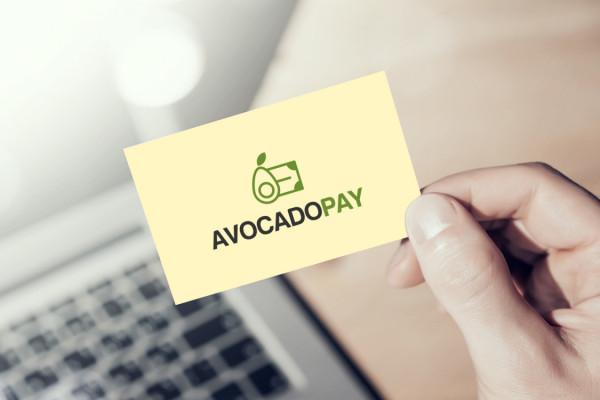 Sample branding #3 for Avocadopay