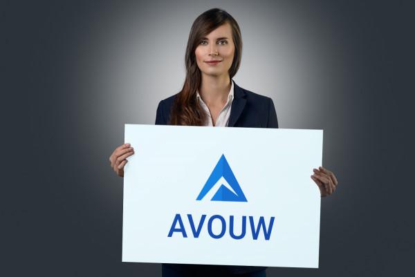 Sample branding #3 for Avouw