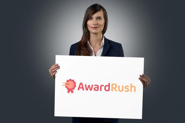 Sample branding #2 for Awardrush