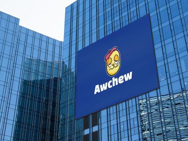 Sample branding #1 for Awchew