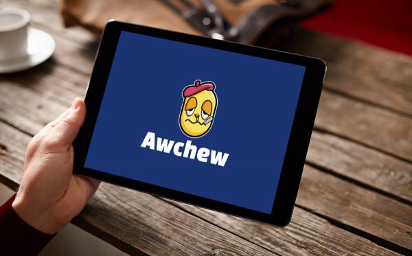 Sample branding #3 for Awchew