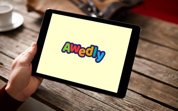 Sample branding #3 for Awedly
