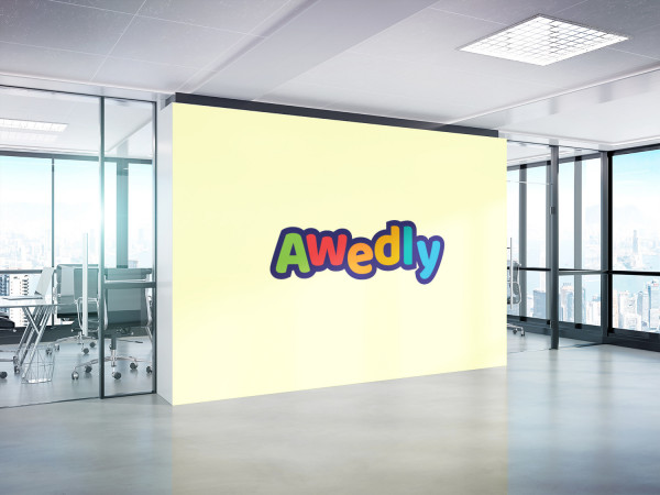 Sample branding #2 for Awedly