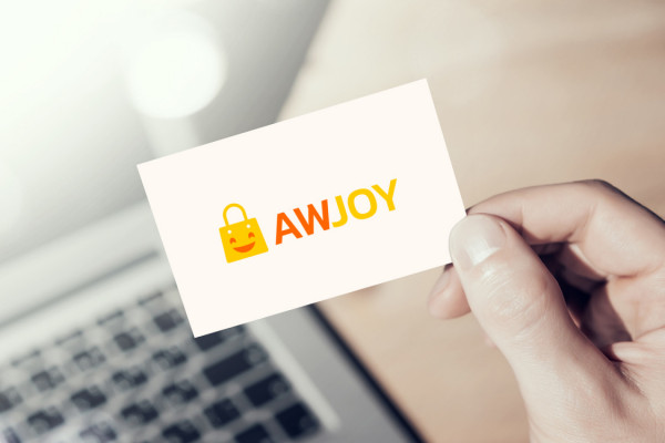 Sample branding #3 for Awjoy