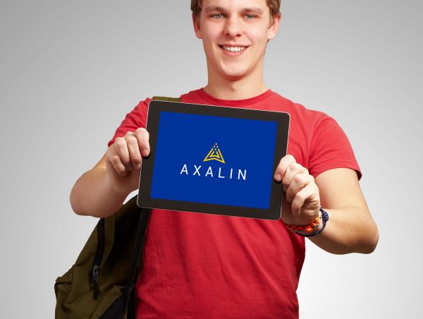 Sample branding #1 for Axalin