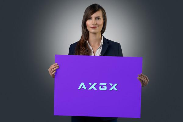 Sample branding #1 for Axgx