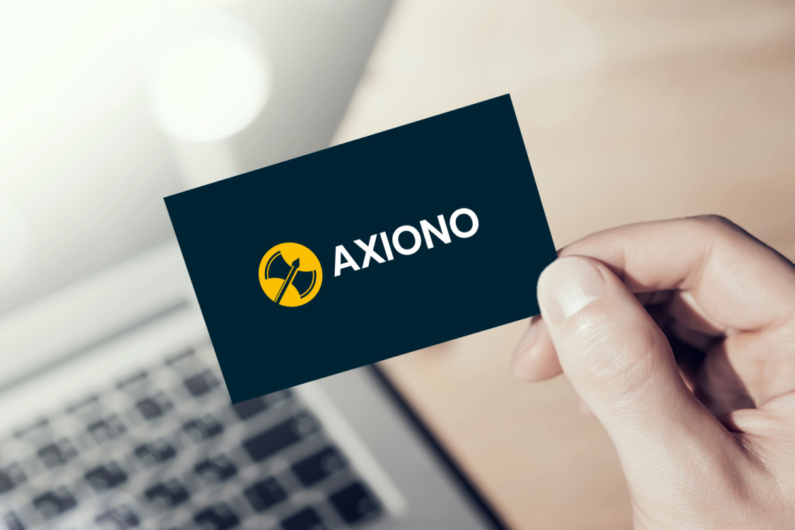Sample branding #2 for Axiono