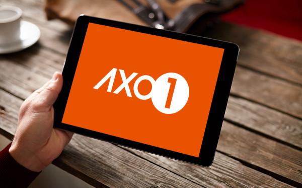 Sample branding #1 for Axo1