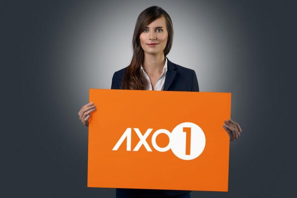 Sample branding #3 for Axo1