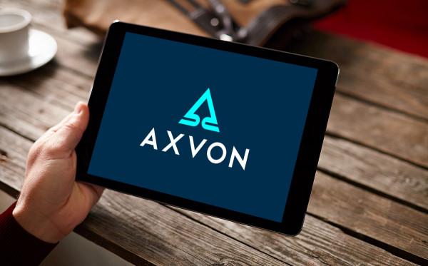 Sample branding #3 for Axvon