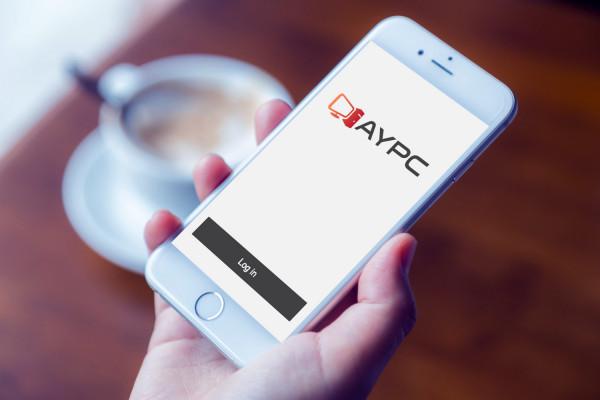 Sample branding #3 for Aypc