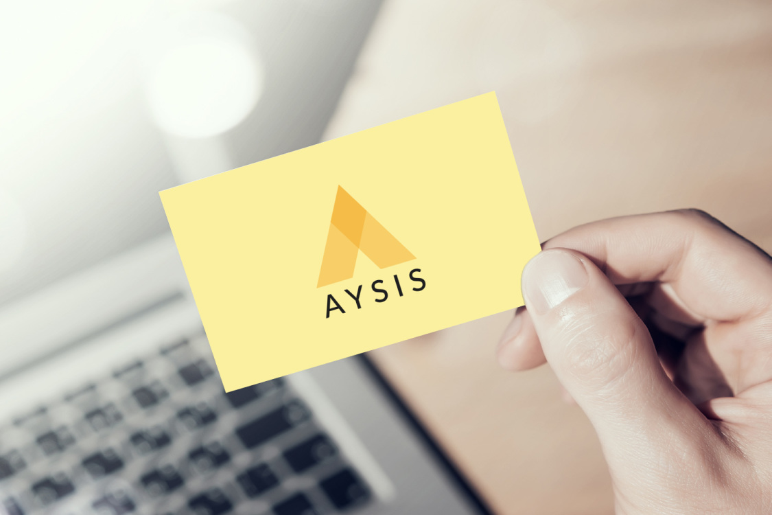 Sample branding #3 for Aysis