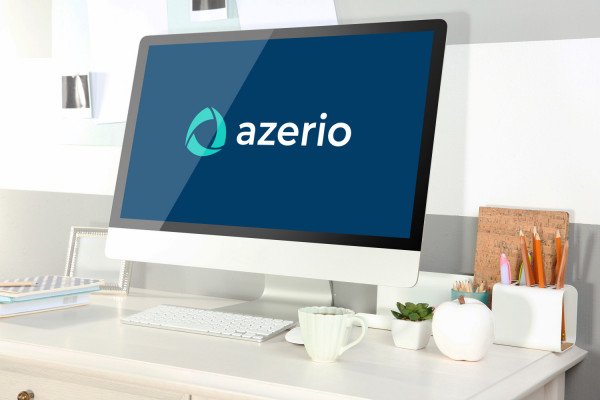 Sample branding #1 for Azerio