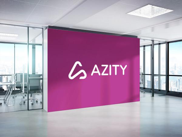 Sample branding #2 for Azity