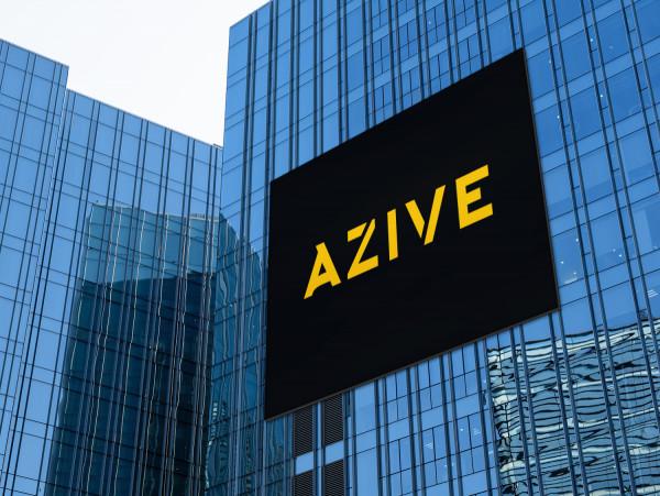 Sample branding #2 for Azive