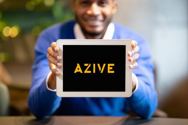 Sample branding #3 for Azive