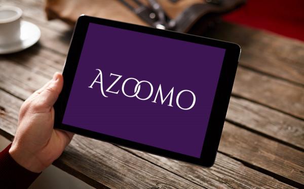 Sample branding #3 for Azoomo