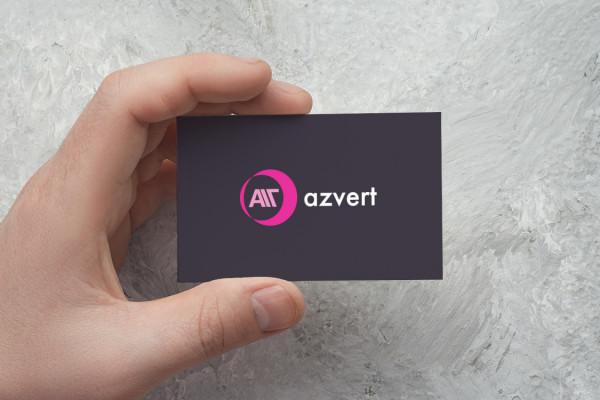 Sample branding #1 for Azvert