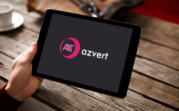 Sample branding #2 for Azvert