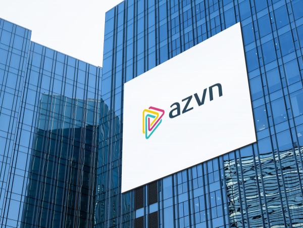Sample branding #3 for Azvn