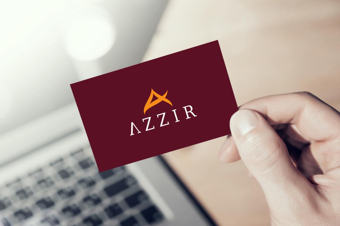 Sample branding #1 for Azzir