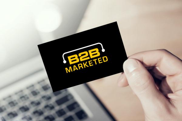 Sample branding #1 for B2bmarketed