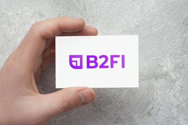 Sample branding #3 for B2fi