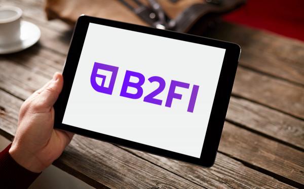 Sample branding #1 for B2fi