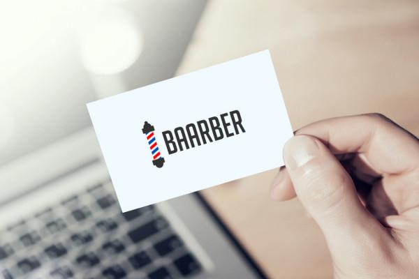 Sample branding #3 for Baarber
