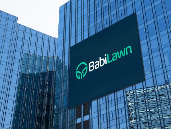 Sample branding #3 for Babilawn