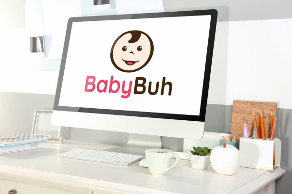 Sample branding #3 for Babybuh