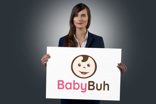Sample branding #2 for Babybuh