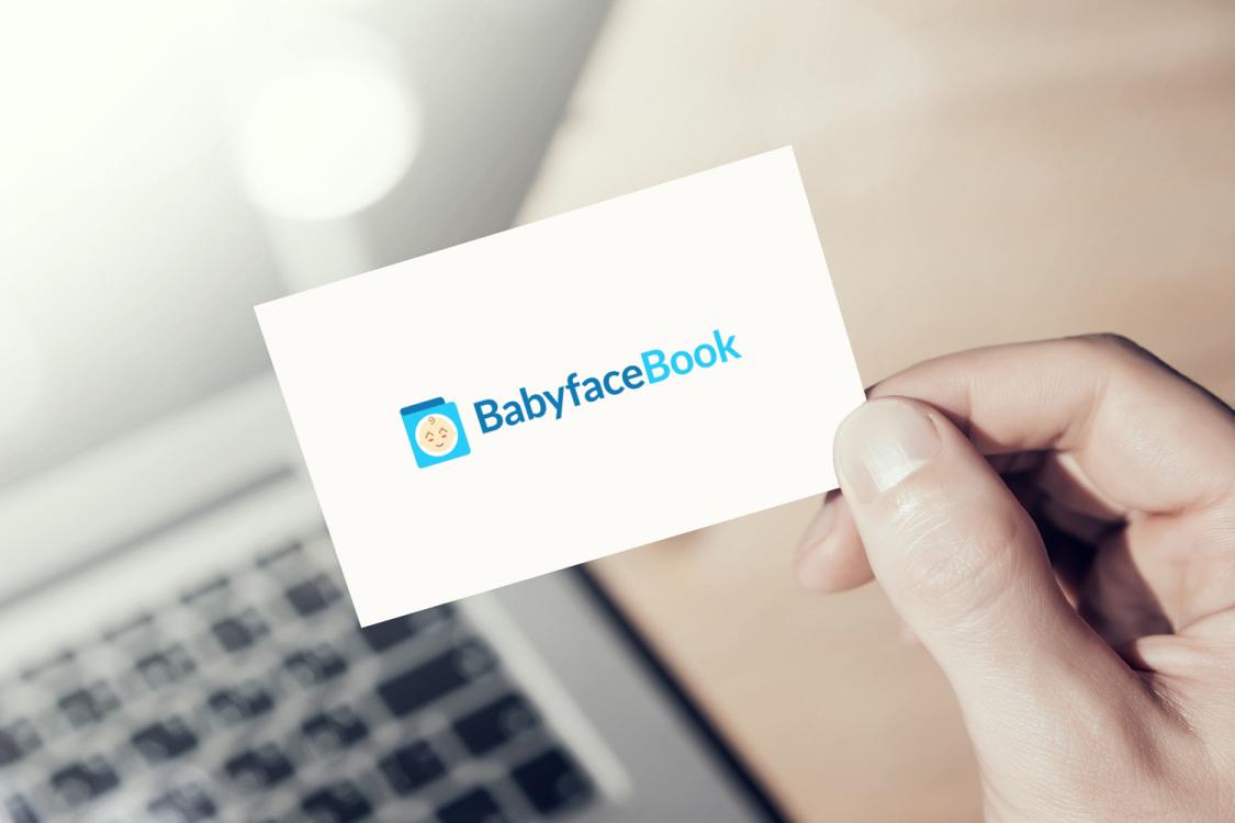 Sample branding #1 for Babyfacebook