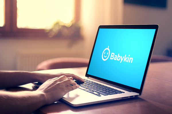 Sample branding #3 for Babykin