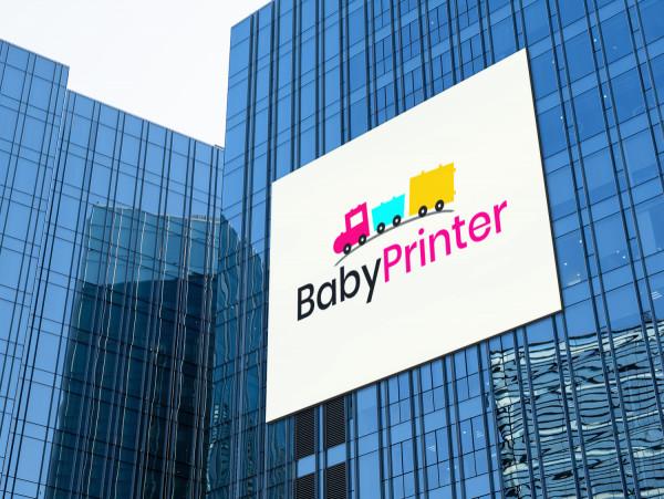 Sample branding #3 for Babyprinter