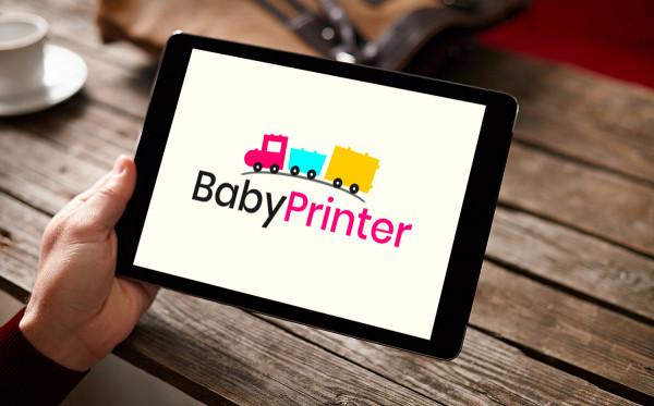 Sample branding #2 for Babyprinter