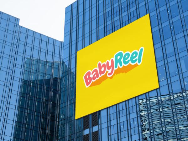 Sample branding #2 for Babyreel