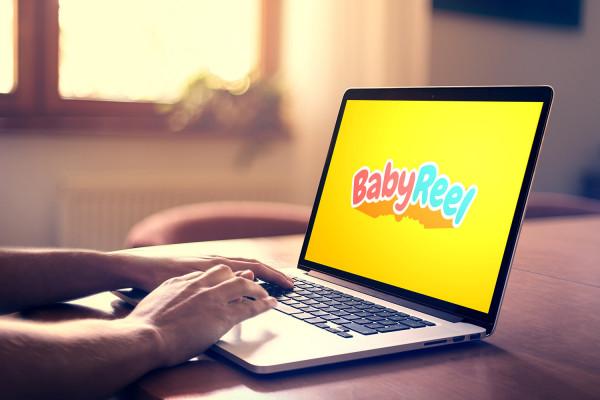 Sample branding #3 for Babyreel