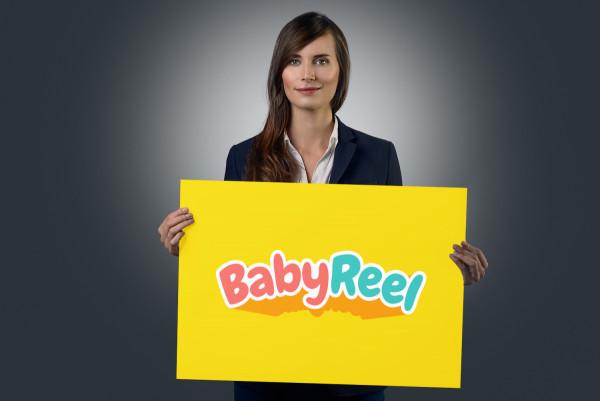 Sample branding #1 for Babyreel
